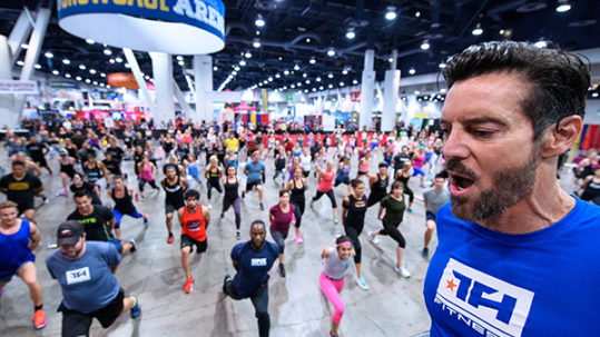 IDEA World Fitness Photo for PR