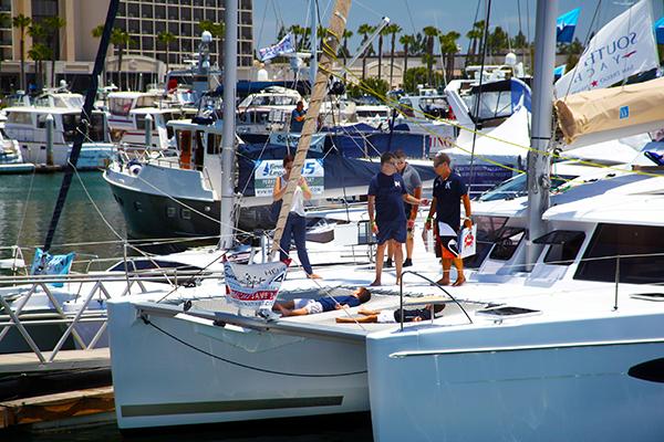 SD Intl Boat Show PR Image