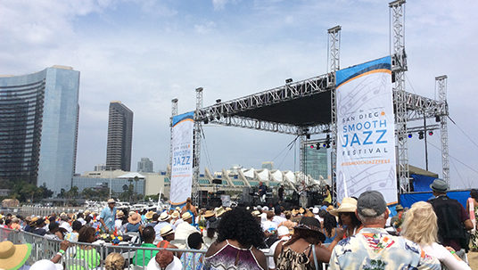 Smooth Jazz Fetival Event PR