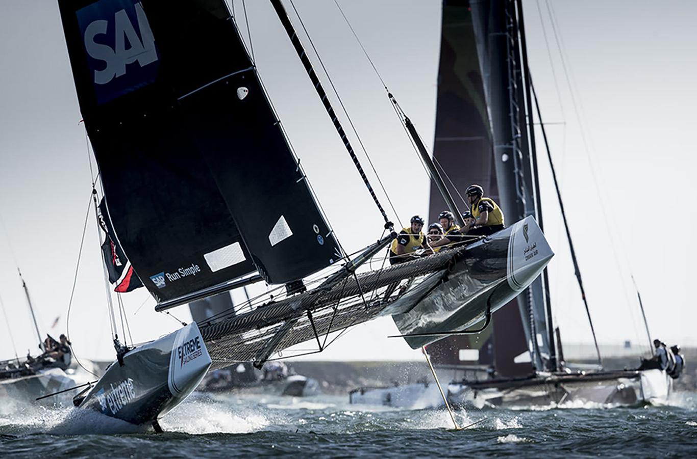 Extreme Sailing Series San Diego